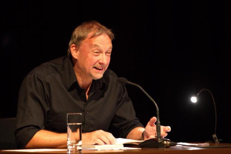"""""""Einscheunen"""" im K.U.L.T. in Hof   LiteraturLobbyLand   Christian Weingartner"""
