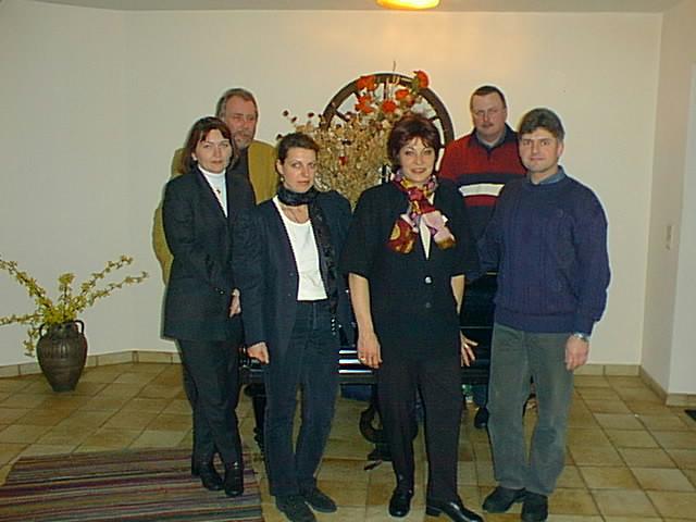 Das SPÖ Team