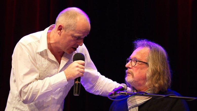Georg Clementi und Harald Martenstein