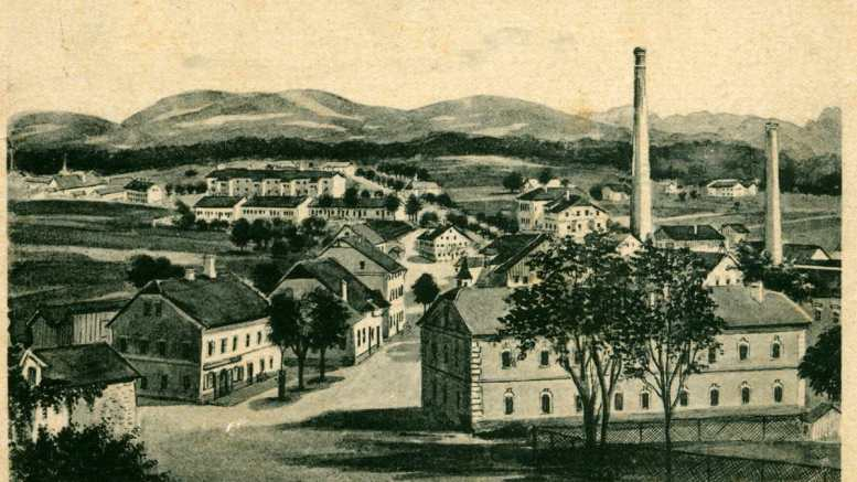 Bürmoos bei Salzburg 1939