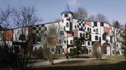 Hundertwassertherme Bad Blumau