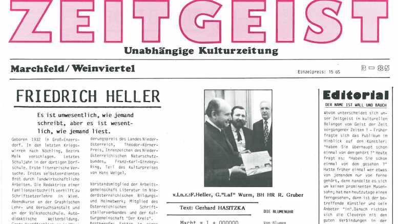 Zeitgeist 3 1985