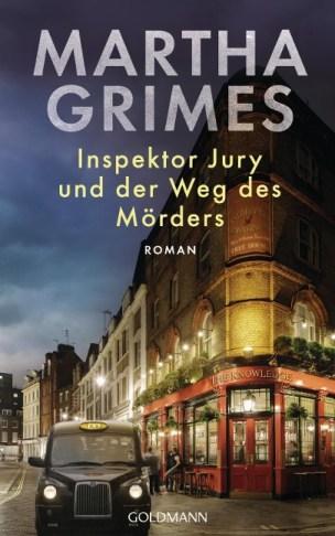 Martha Grimes: Inspector Jury und der Weg des Mörders