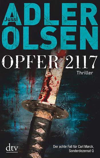 Jussi Adler-Olsen: Opfer 2117