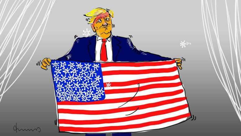 Trump Corona