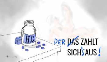 Strache und die Potenz dr FPÖ