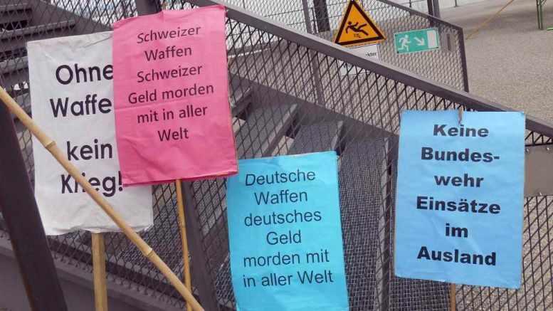 Ostermarsch Bregenz,