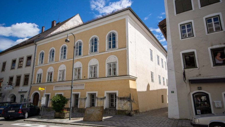 Das Hitlerhaus in Braunau