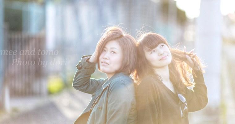 エアーウェーブとカラーと逆光での写真撮影!40代大人女性をふんわり優しくかっこよく!