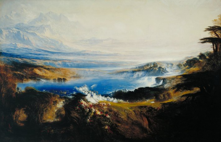 John Martin - The Plains of Heaven,