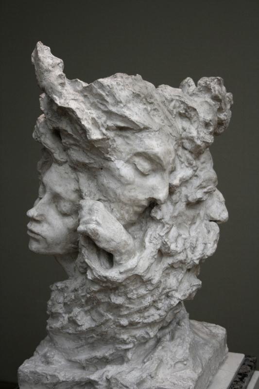 "Анна Голубкина - ваза ""Туман"", 1899 г."