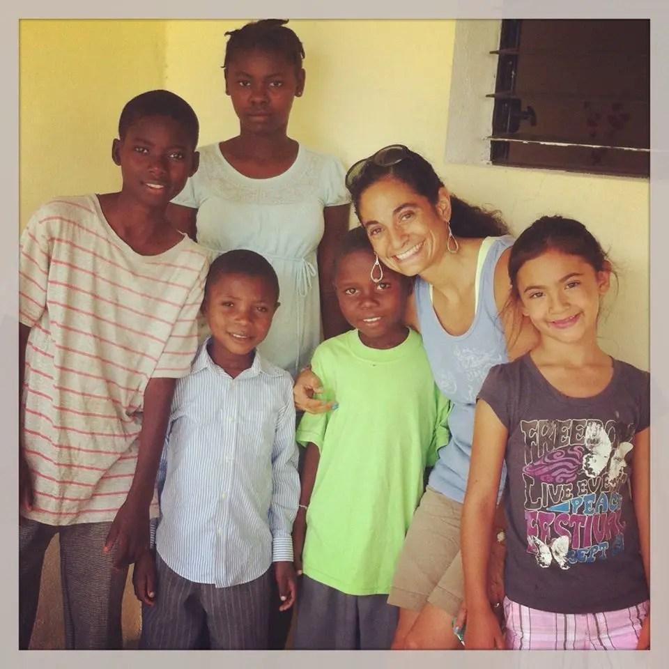 Haiti kids for MOPS