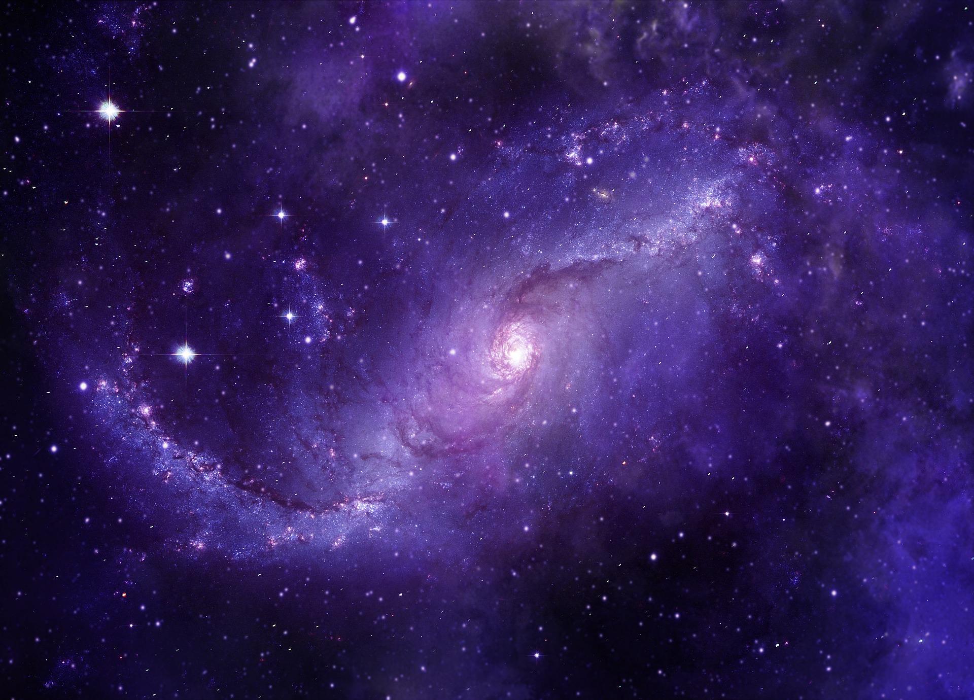 無限の宇宙の画像
