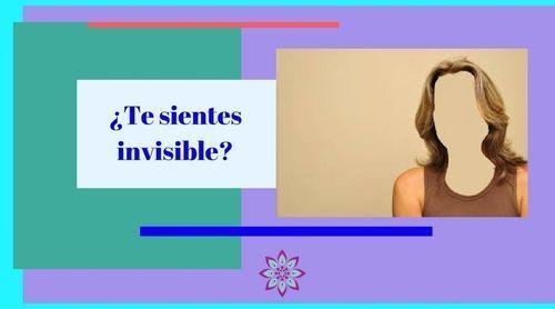invisibles falta autoestima
