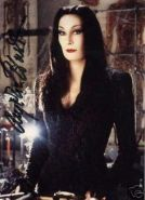 Herida de Traicion Anjelica Houston Morticia Adams