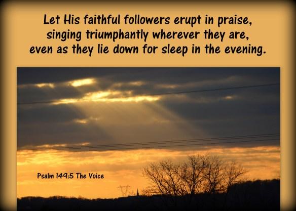 Psalm 149-5