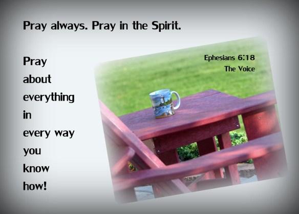Ephesians 6-18