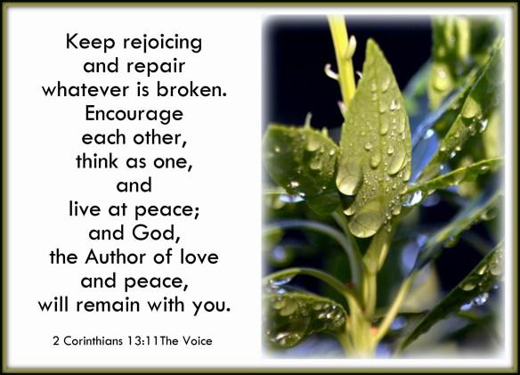 2 Corinthians 13-11