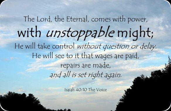 Isaiah 40-10