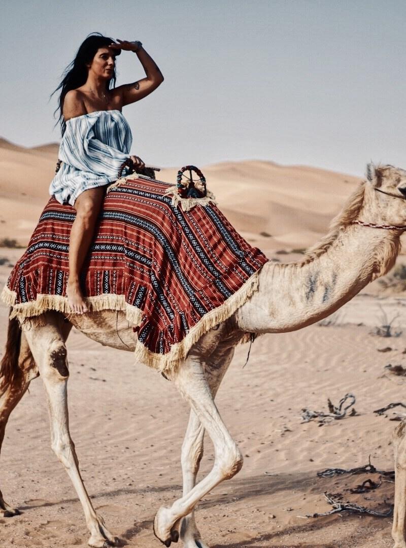 Une parenthèse dans le désert