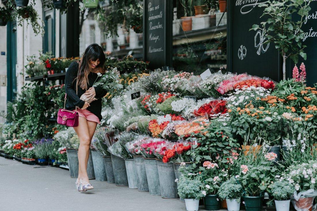 dorisknowsfashion blog mode Paris fleuri