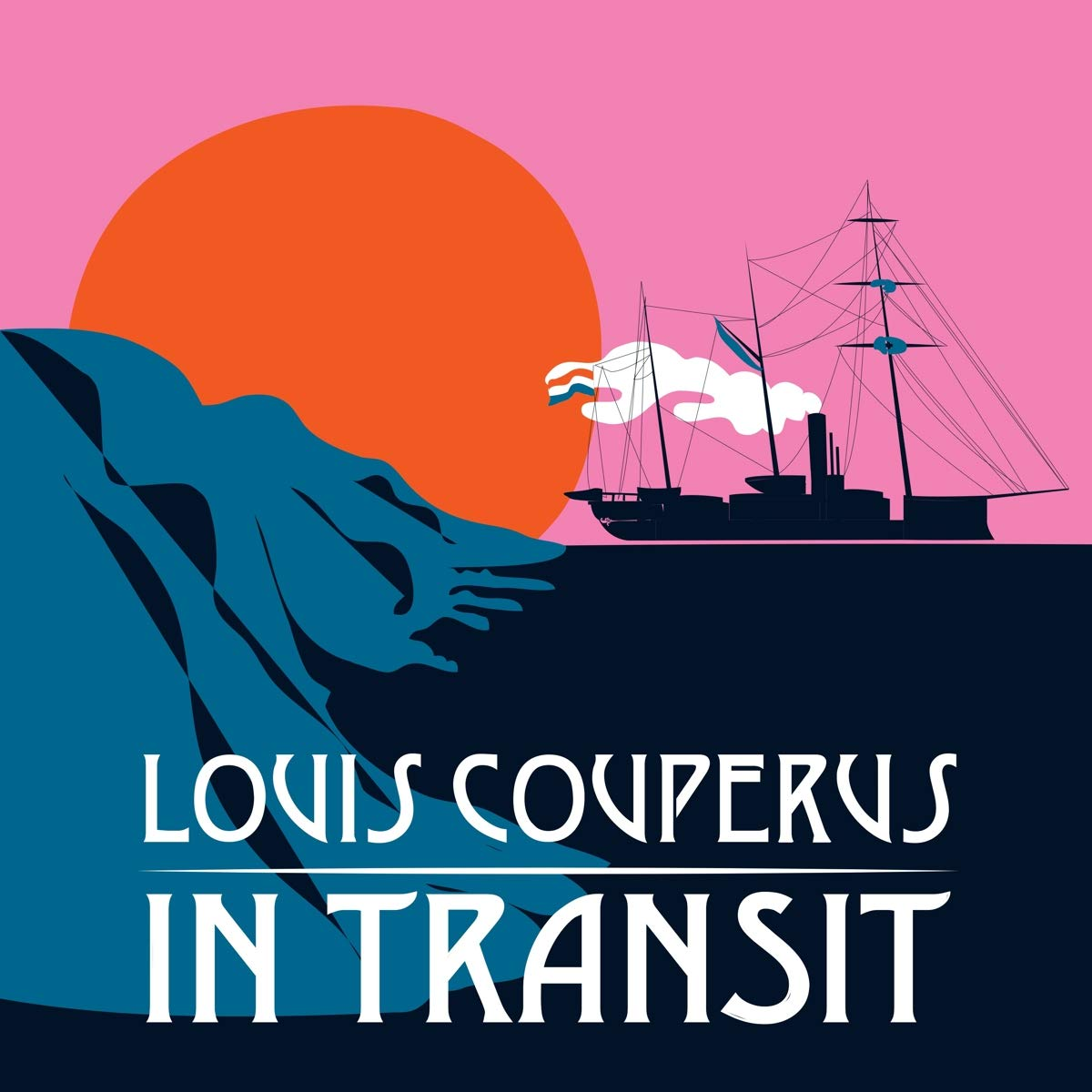Louis Couperus In Transit artwork