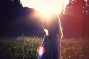 Licht und Lebensfreude