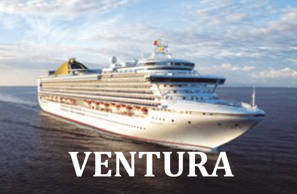 P&O Ventura Cruise Ship – and two great deals on the Ventura