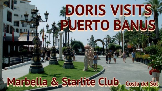 Marbella, Puerto Banus not too far from Malaga