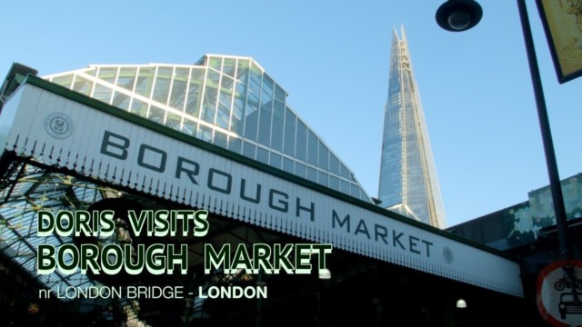 London's top attraction, Borough Market will remain a star of London