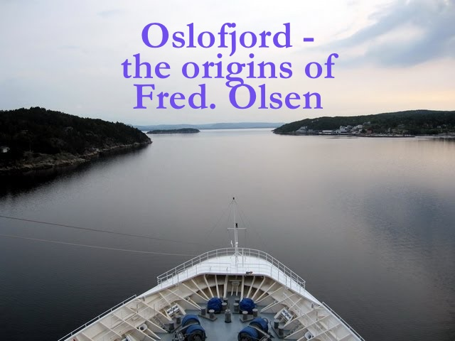 OSLOFJORD – The style and Cuisine that is Fred. Olsen – started in a Fjord