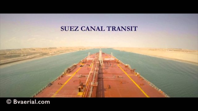 Suez Canal expansion opens cruise routes – Oceana adds Arabian Adventures
