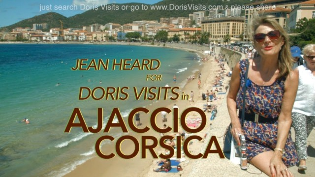 Corsica City Guide, Jean's film of the port for Doris Visits