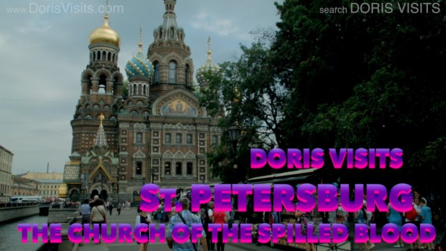 St Petersburg, Russia – Church of the Savior on Spilled Blood