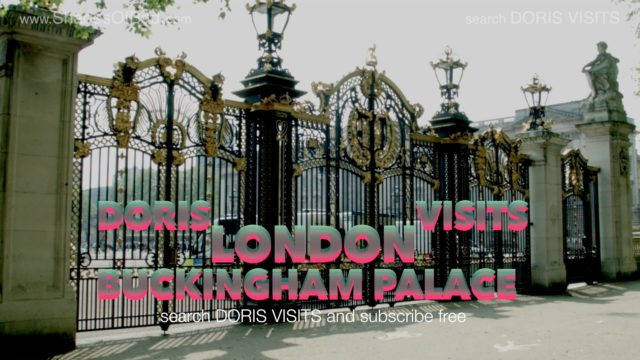 Buckingham Palace, Brits just don't visit their own great landmarks