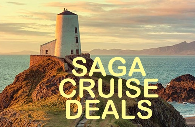 SAGA CRUISES DEALS – Late booking, new passengers & loyalty deals here.