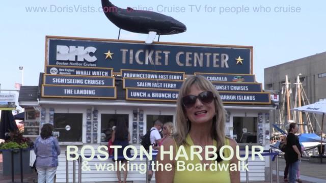 Boston Harbour Walk, Massachusetts Bay