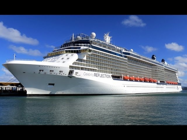Celebrity Reflection – a look around the ship