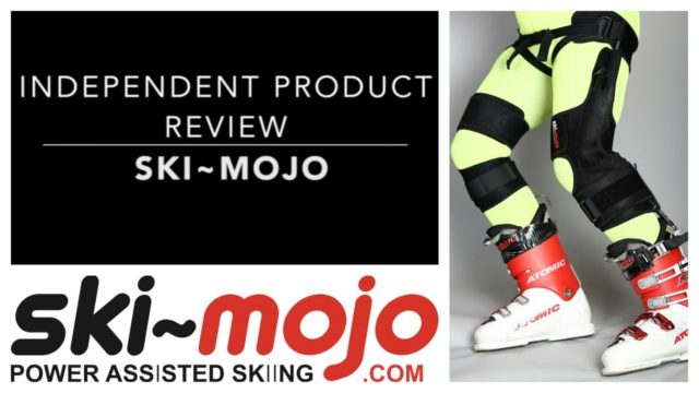 Mojos, the ski wonder to protect your legs and lengthen your ski day