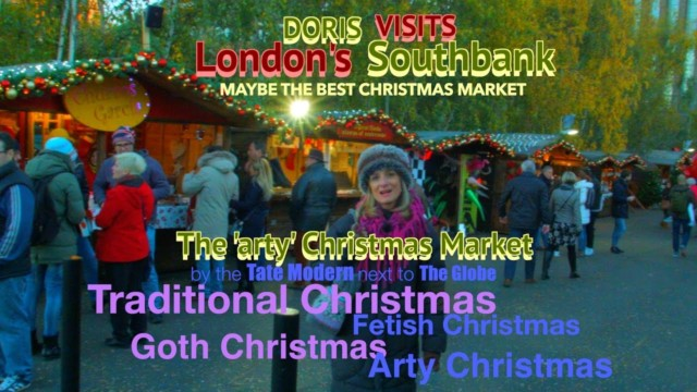 Tate Modern Christmas market – has been cancelled this year