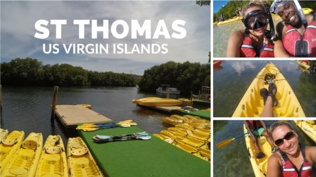 St Thomas, Caribbean. Guides