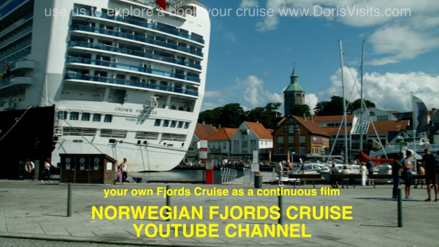 Fjords Cruise YouTube Channel full of great guides