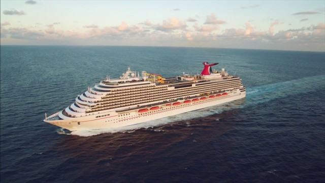 New Ship – Carnival Horizon launches – New Port IN LA, larger port in Mexico