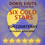 Jon Courtenay – Comedian and extraordinary pianist and showman