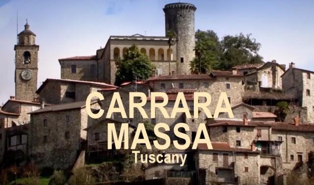 Marina di Carrara, Italy. Massa and Carrara. White marble Tuscany.