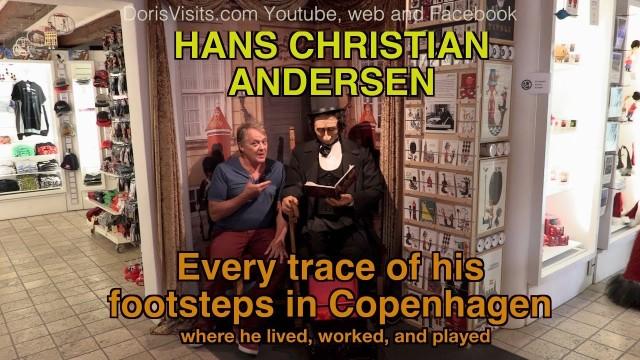 Hans Christian Andresen – Copenhagen, Denmark