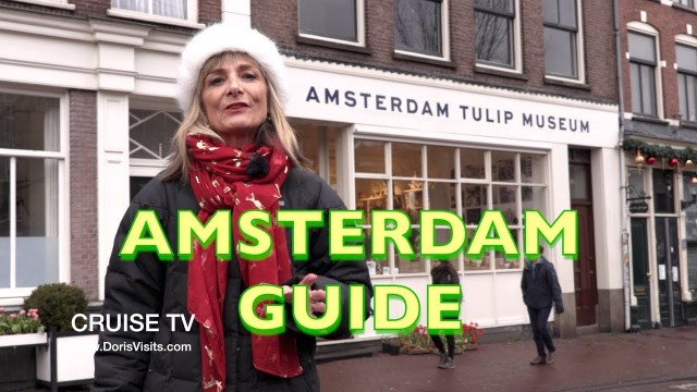 Amsterdam Guide, below sea level is a buzzing city
