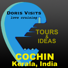 Tours available in Cochin, Kerala, India