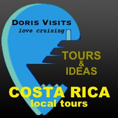 Tours available in Costa Rica