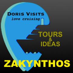 TOURS in ZAKYNTHOS